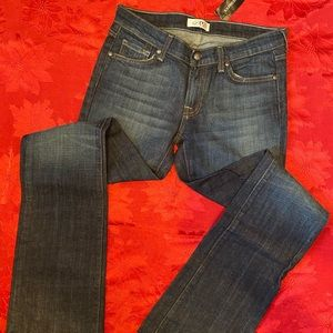 NWT bootcut express jeans.